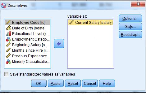 دستور split کردن داده ها در SPSS