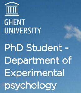 پوزیشن دکتری روانشناسی دانشگاه گنت بلژیک